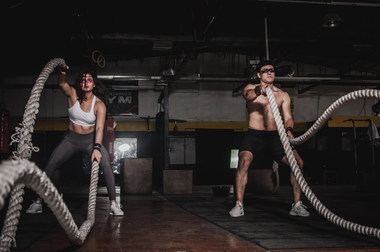Hårdare träning